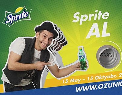 Sprite Al | Advertising