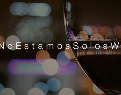 #NoEstamosSolosWn // Finalista Achap 2016