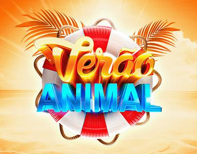 Selo Promocional Verão 3D