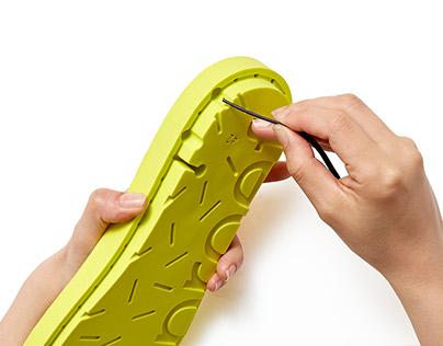 LOPER: OPEN UP FOOTWEAR