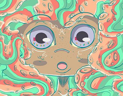 Octopus Eyes