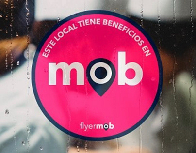 Flyermob app / communications
