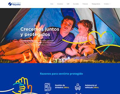 Colaborador en aseguradorayacyreta.com