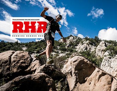 Running Heroes Russia magazine