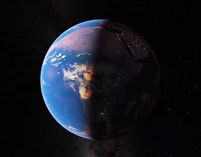 Nat & Friends: Google Earth