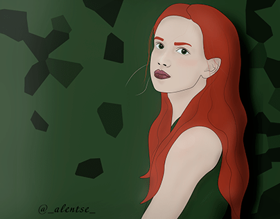 Drawings/Portraits Adobe Illustrator (laptop, mouse)