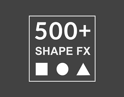 Shapix - Shape Elements Pack
