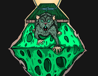 Rat run art