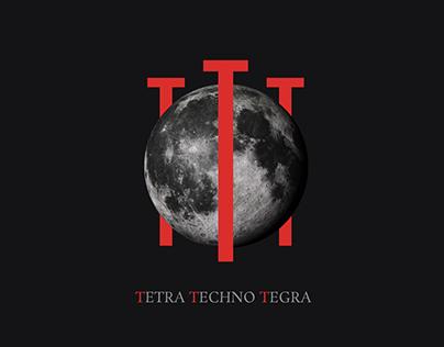 """""""T E T R A"""" Space Company Web-design"""