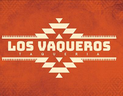 Los Vaqueros Taqueria - Branding