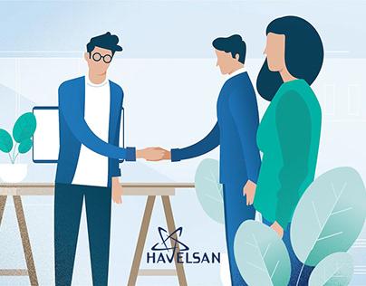 Havelsan / Business Ecosystem Portal