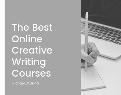 The Best Online Creative Writing Courses