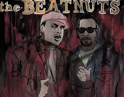 Hip Hop Illustrations 2