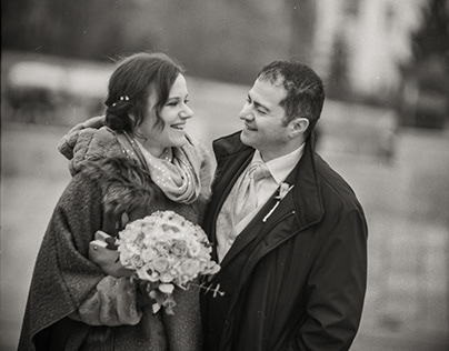 Anni & Tom - 2019.02.09. - Halászbástya, Budapest, HU