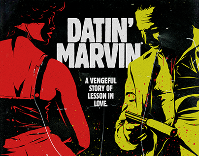 Datin' Marvin | Cannes Festival 2015 Short Film Posters