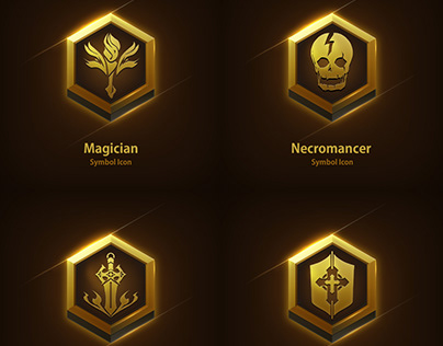Personal Work - ICONS