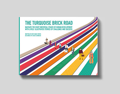 The Turquoise Brick Road book