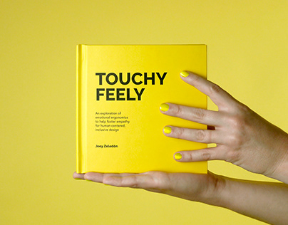 Touchy/Feely - book