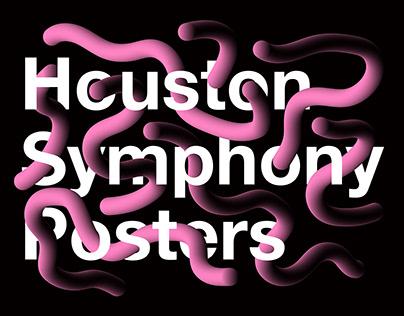 Houston Symphony Posters