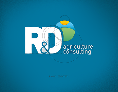 R&D Agriculture Consulting - Brand Identity