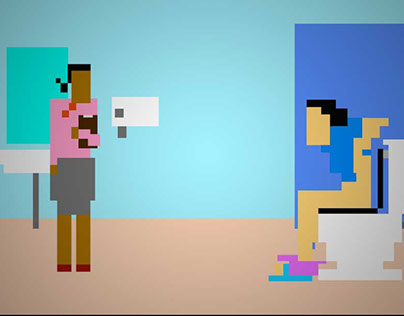 VIDEO SERIES – 8-bit Olympics