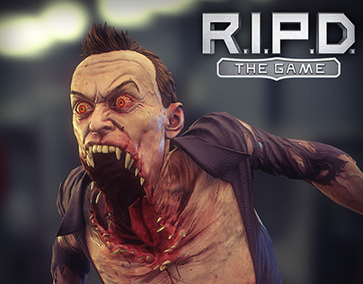 Monsters from 'R.I.P.D. The Game' (Jan-Mar 2013)