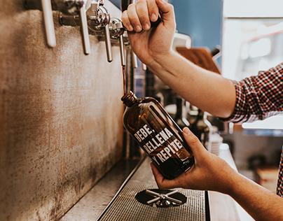 Packaging / Growlers Bier Kraft