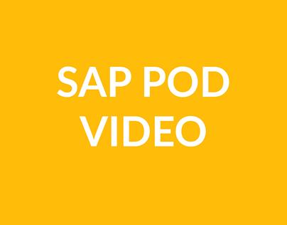 SAP POD VIDEO