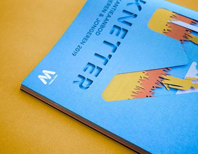 Paper-Art brochure | Wetteren kampen 2019