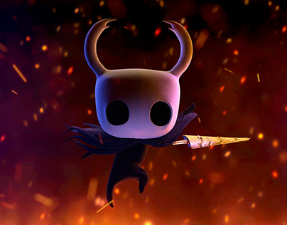 Hollow Knight - Proyecto 3D