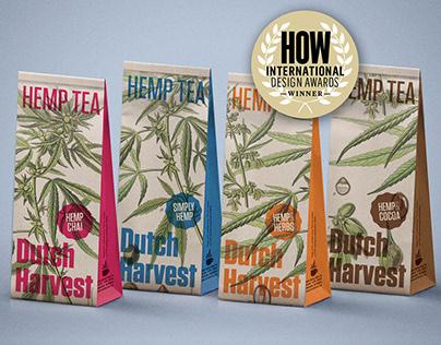 Dutch Harvest Hemp Tea