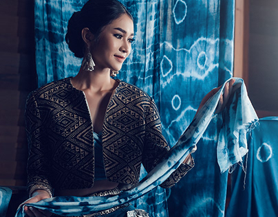 Tie Dye Fabric Fashion