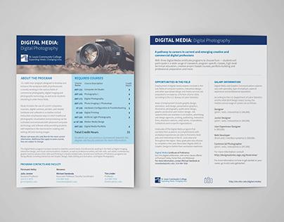 Program Flyer Design
