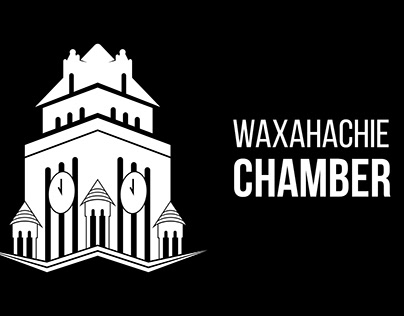 Logo Design for Waxahachie Chamber of Commerce