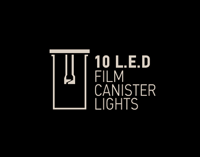 LED FILM CANISTER LIGHTS