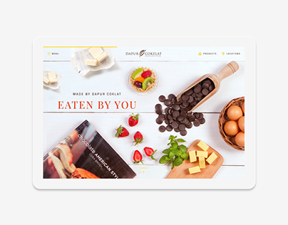 Dapur Cokelat · Website