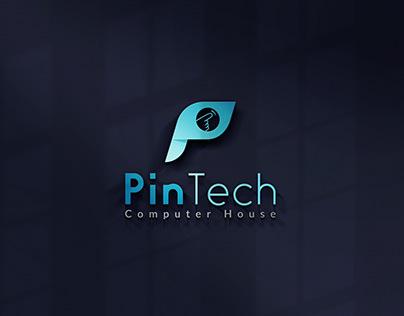 Tech logo for computer house