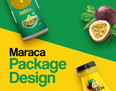 Maraca Package Design