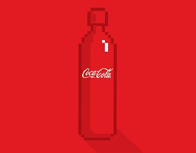 Pixel Coke
