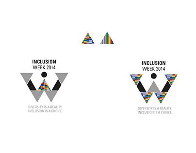 Inclusion Week – Logo Concept