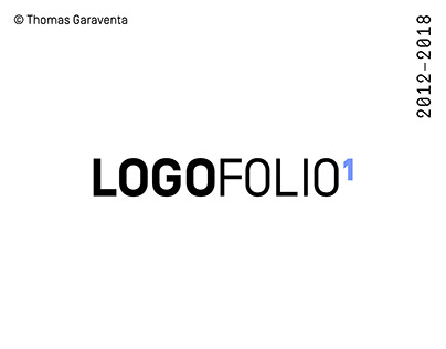 LOGOFOLIO – 6 years of logos