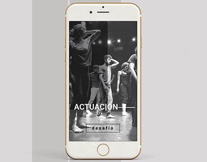 UX | App