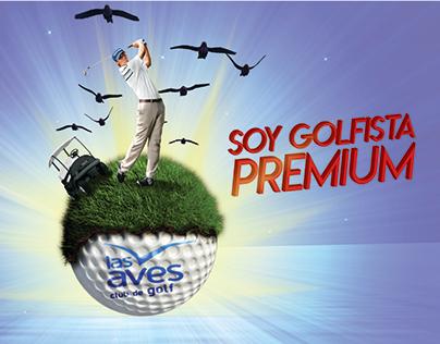 Soy Golfista PREMIUM