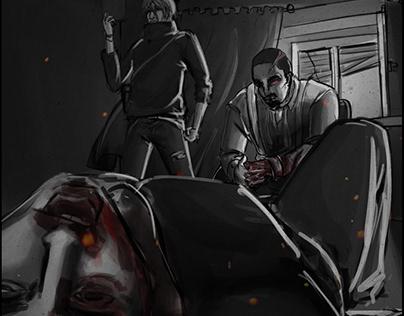 EMERGE- Série de Terror