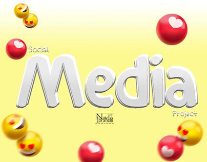 Social Media Project Excellence Pharm
