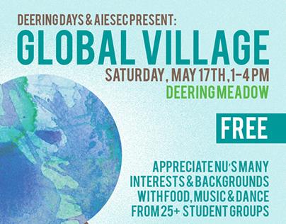 Global Village 2014