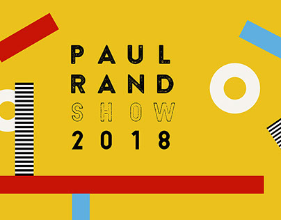 Paul Rand Made-up Show