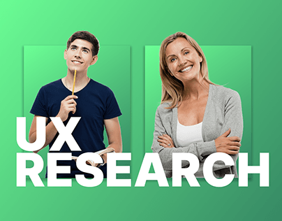 UX Research. User Personas