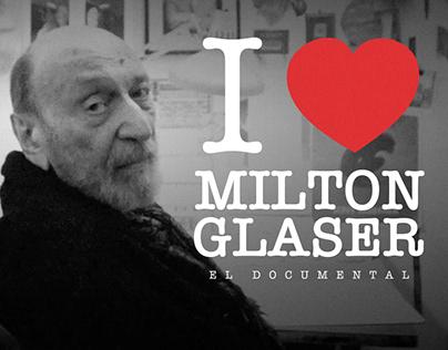 I ♥ MILTON GLASER: El Documental