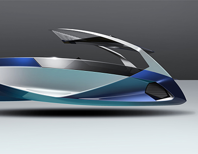 Calatrava Yacht Tender